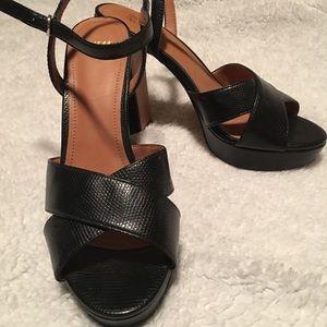 Like New Platform Heels